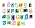 Das Alphabet des Geschlechts ist elektronisch